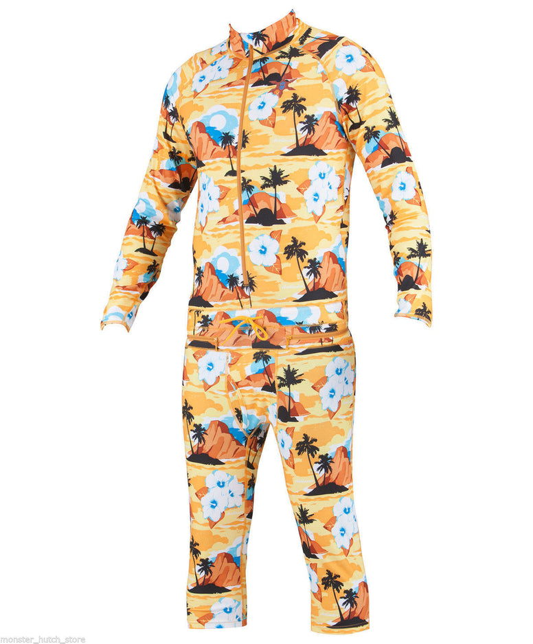 AIRBLASTER Hoodless Ninja Suit HAWAIIAN GOLD