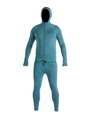 AIRBLASTER MERINO WOOL NINJA SUIT NIGHT SPRUCE