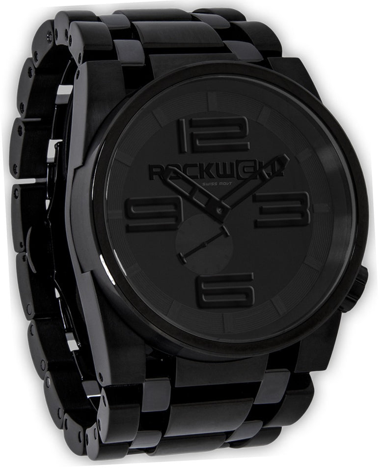 ROCKWELL THE 50mm WATCH PHANTOM BLACK