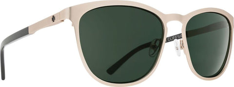 SPY OPTIC CLIFFSIDE MATTE GOLD BLACK SUNGLASSES