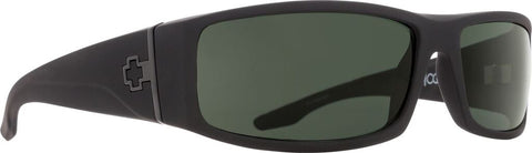 SPY OPTIC COOPER SOFT MATTE BLACK SUNGLASSES