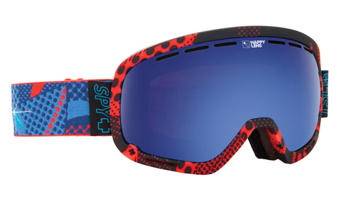 SPY OPTIC MARSHALL TSL x VIZIE GOGGLE HAPPY LENS