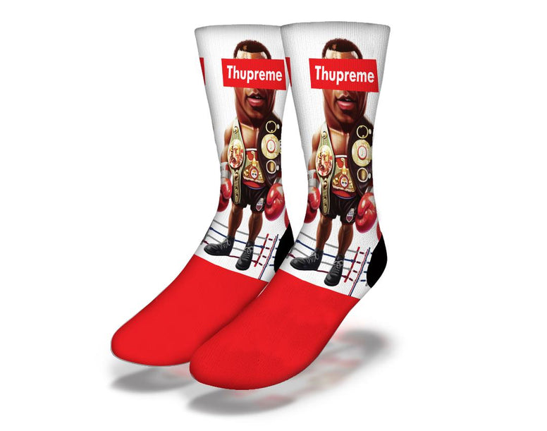 SAVVY SOX x RETRO KINGS THUPREME SOCKS