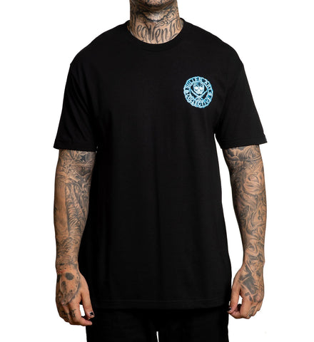 SULLEN VOLTAGE TEE SHIRT BLACK