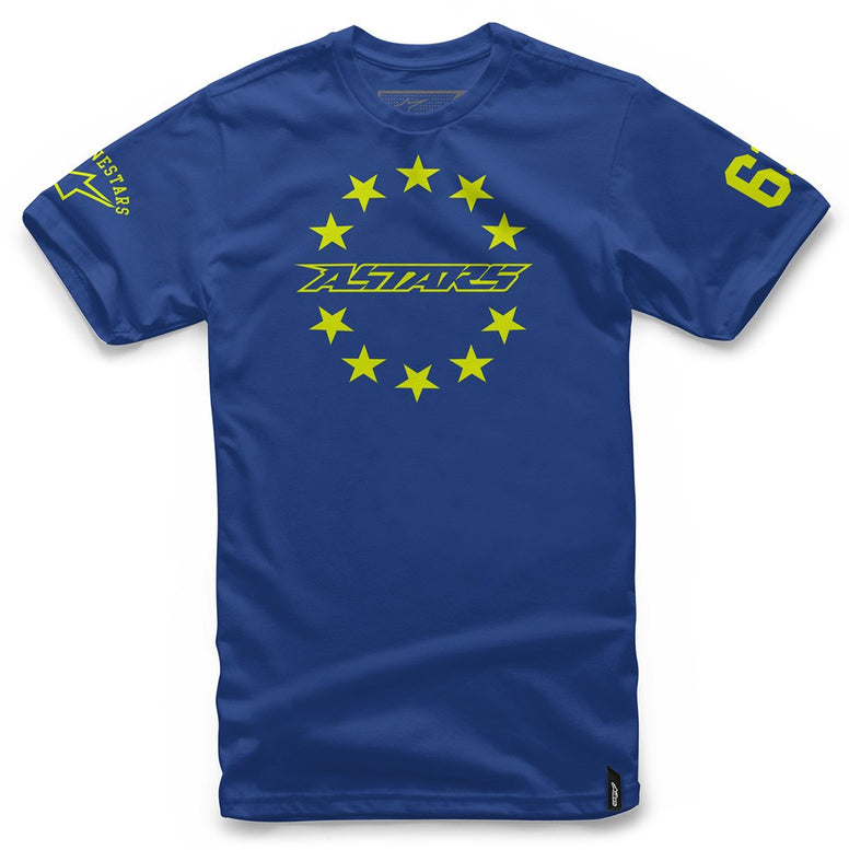 Alpinestars ACE Tee Shirt ROYAL BLUE