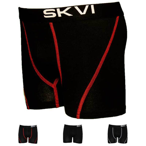 SKVI YOUTH BOYS 3 PACK PREMIUM UNDERWEAR