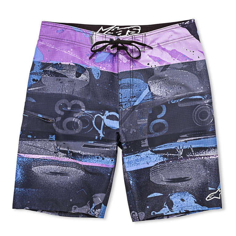 Alpinestars GLITCH Boardshort BLACK
