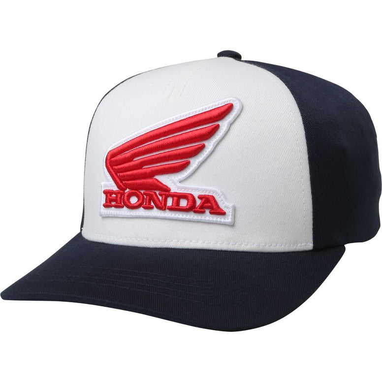 Fox Racing FOX HONDA FlexFit Hat MIDNIGHT