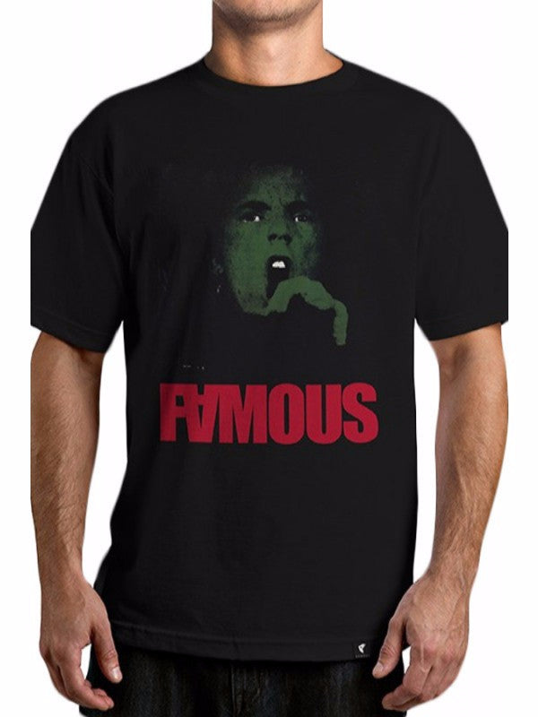 Famous Stars & Straps SID VICIOUS Tee Shirt