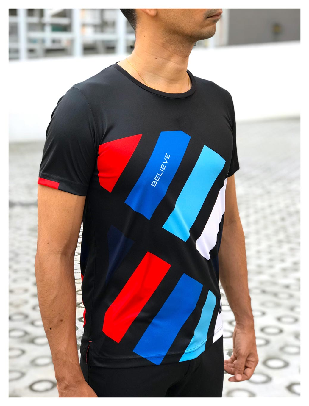 life blocks t-shirt