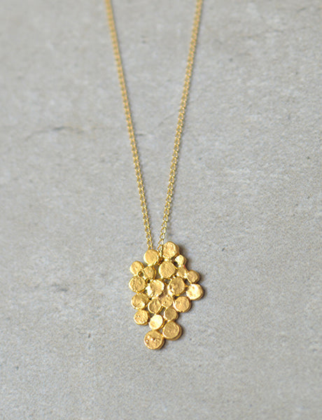 Cluster Necklace by studio baladi