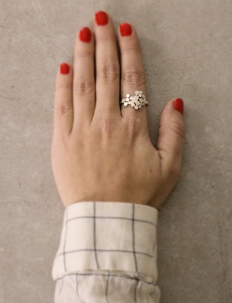 Cluster Ring by Studio Baladi