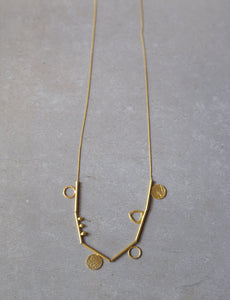 Element Necklace by studio baladi