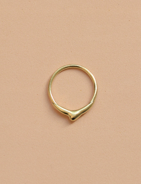 Mercury thin drip ring
