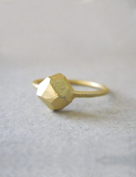 Rock ring by studio baladi