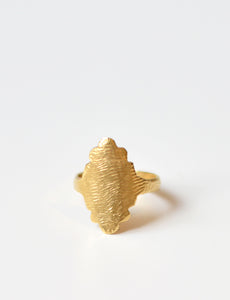 Royal ring by studio baladi
