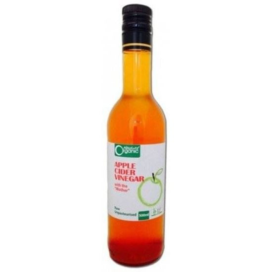 "Absolute Organic Apple Cider Vinegar with the ""Mother"" 500ml"
