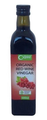 Absolute Organic Red Wine Vinegar  500ml