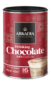 Arkadia Drinking Chocolate 250g