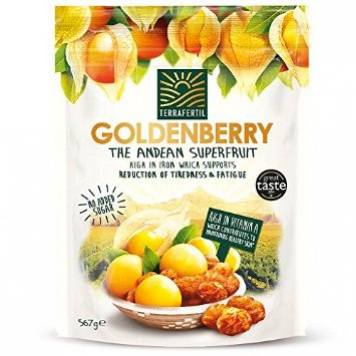 Terrafertil Goldenberries 567g
