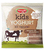 Hansells Kids Smooo-th Chocolate Yoghurt