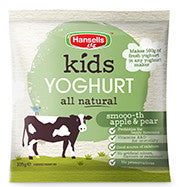 Hansells Kids Smooo-th Apple & Pear Yoghurt