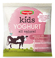Hansells Kids Smooo-th Strawberry Yoghurt