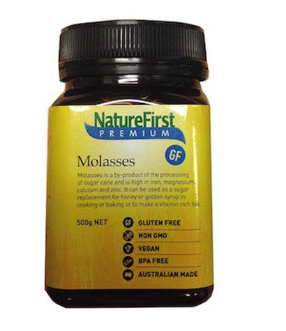 Nature First Molasses 500g