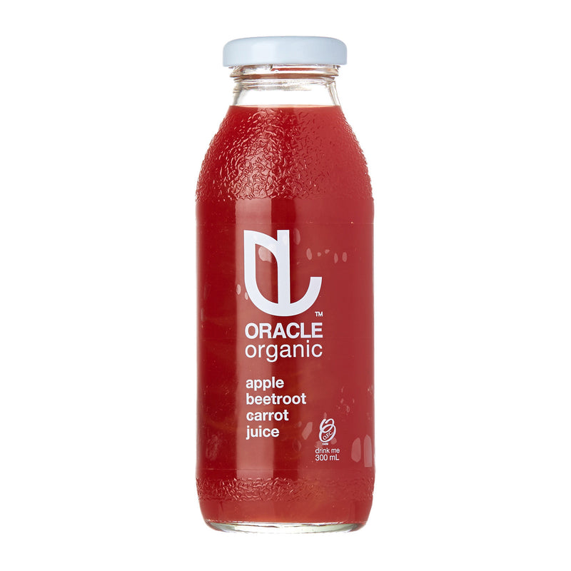 Oracle Organic Apple Beetroot Carrot Juice 300ml