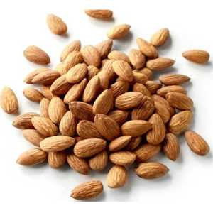 Dry Roasted Almonds Unsalted