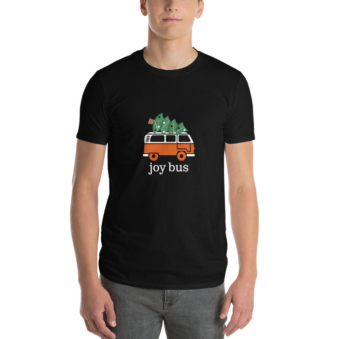 JOY BUS for Christmas T-Shirt Limited Edition-Men's