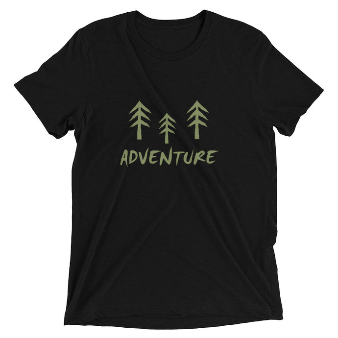 Adventure is Waiting Short sleeve T-Shirt