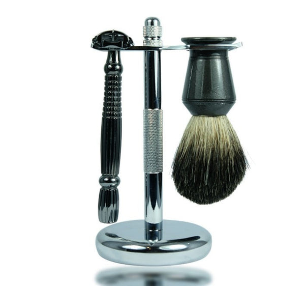 Fresh Shave Brush and Razor Stand