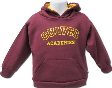 Culver Academies Toddler Hooded Pullover