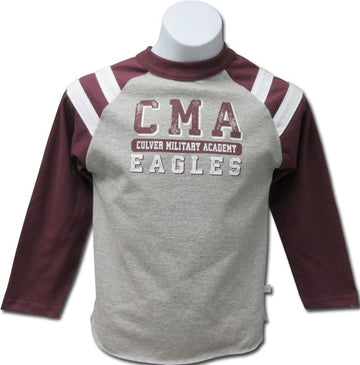 CMA Eagles Cotton Toddler Rugby Shirt