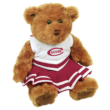 Culver Cheerleader Bear