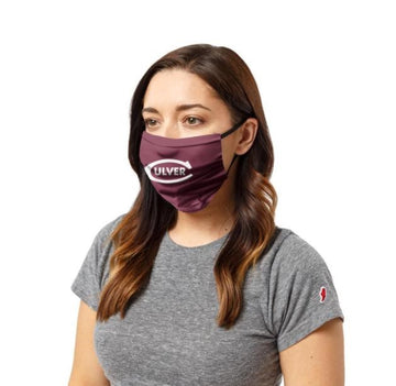 Culver C 3-layer Face Mask