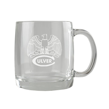 Culver Eagle Glass Mug