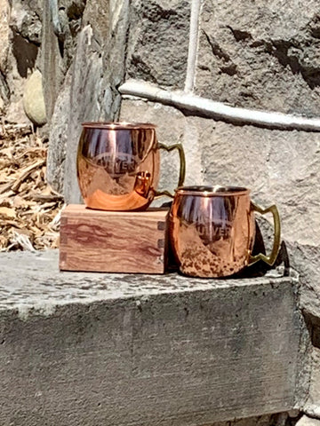 Culver Moscow Mule Set of 2