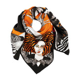 eshe, matla, silk, scarf, hand made, fashion, design , ipek şal