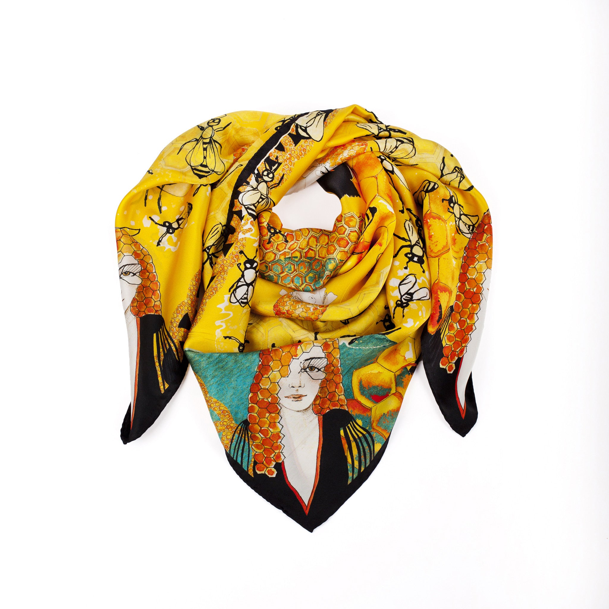 amber, matla, silk, scarf, hand made, fashion, design , ipek şal