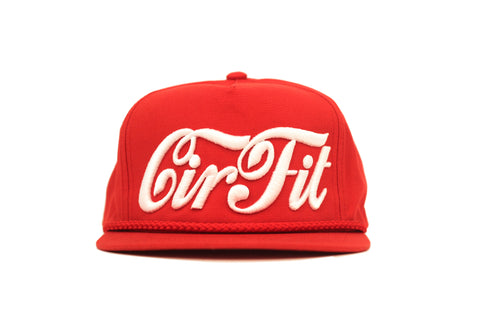 Copy of CIRFIT Coca Cola Snapback - Red
