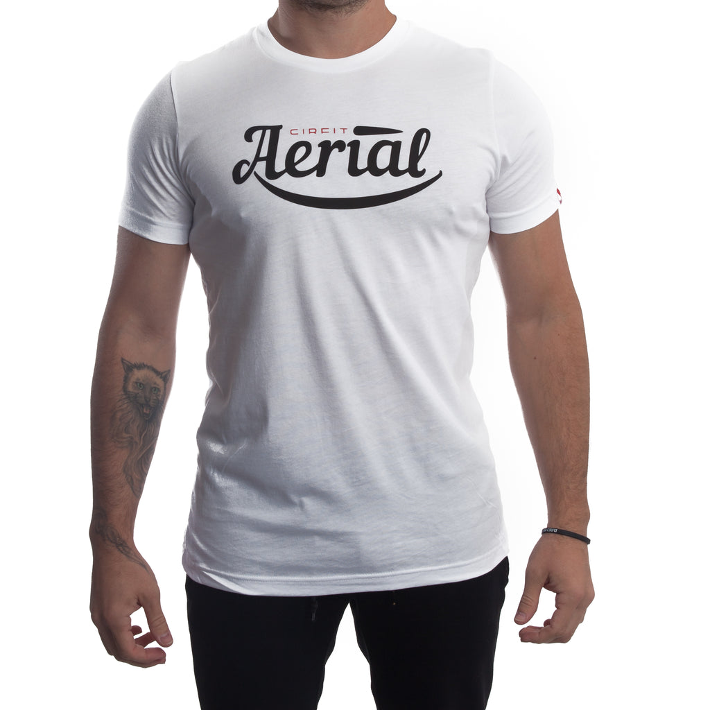 "CIRFIT Men's ""Aerial"" Tee - White"