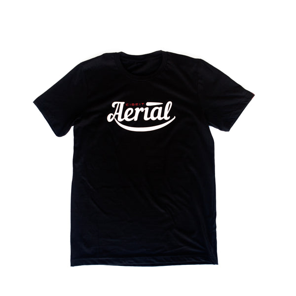 "CIRFIT Men's ""Aerial"" Tee - Black"