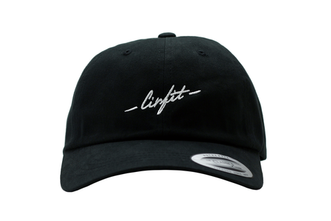 CIRFIT Sign Cap - Black