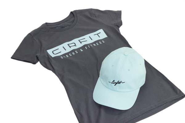 Woman's CIRFIT Stamp Look - Gray