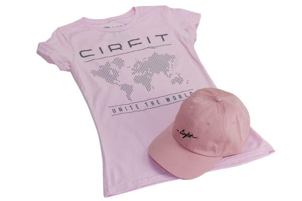 Woman's CIRFIT Map Look - Pink