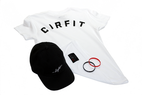 Woman's CIRFIT Classic Look - White