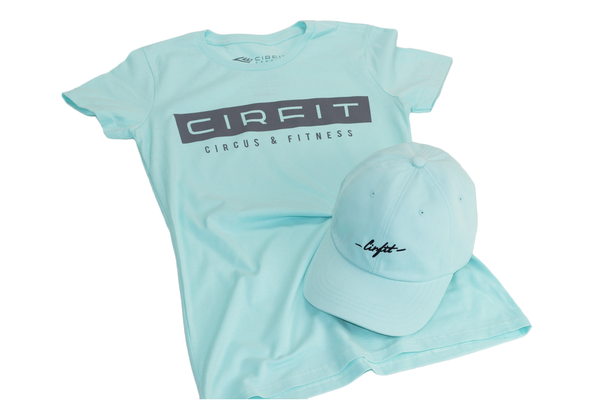 Woman's CIRFIT Stamp Look -  Turquoise