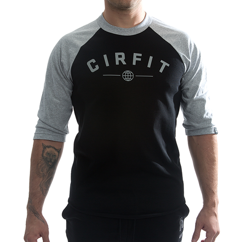 "CIRFIT ""Original"" 3/4 sleeves - Black/Gray"